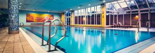 Our 18 m swimming pool in our Award-Winning Zest Health and Fitness Club