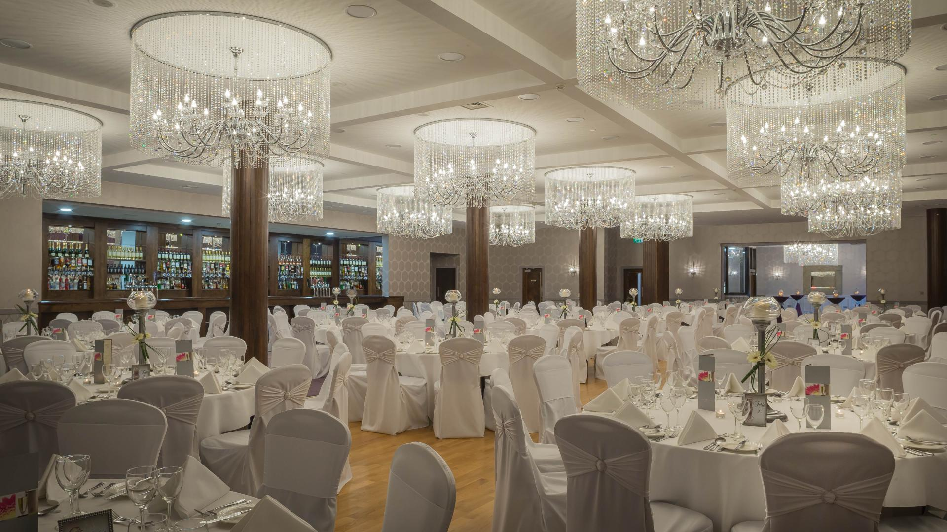 Our Stunning Balavaun Suite Can Cater For Over 300 Guests