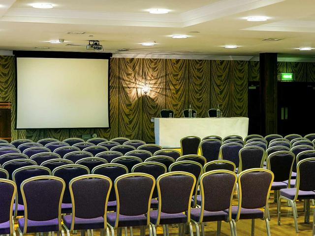 Our Trinity Suite can accommodate up to 400 delegates Theatre Style or 250 Cabaret Style
