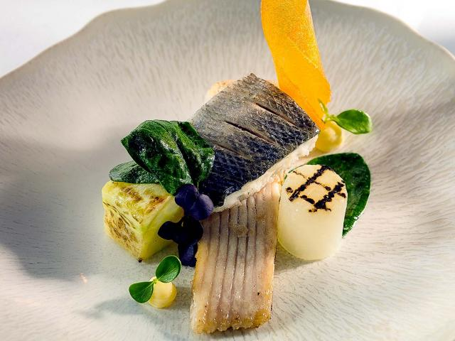Sample our new Al a Carte Menu in our stunning Opus Restaurant