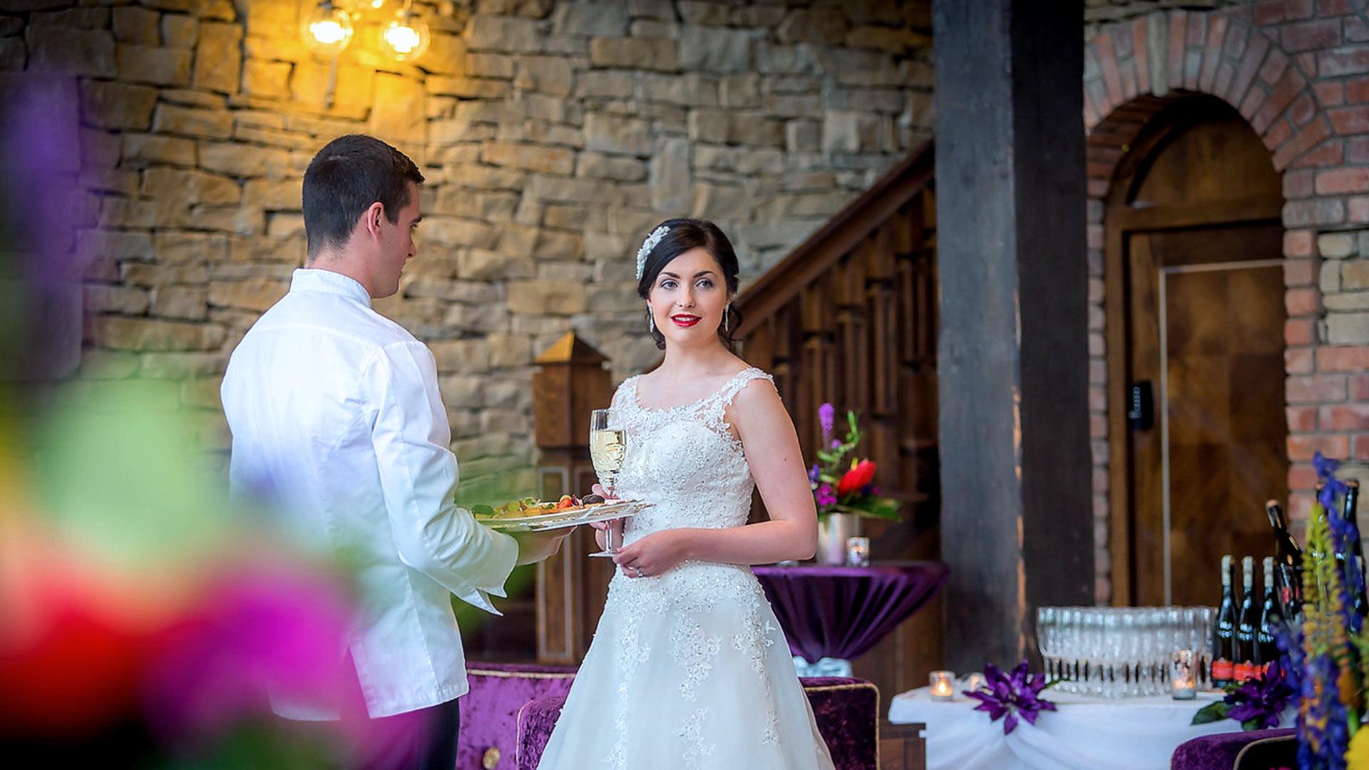 Our Stunning Balavaun Suite Set For A Wedding